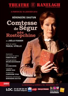 Comtesse de Ségur, née Rostopchine