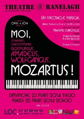 affiche Moi Mozartus