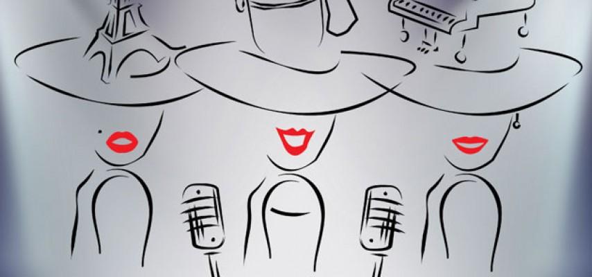 illustration du spectacle Jazz Club et Talons Aiguilles