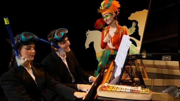 Le Carnaval des Animaux au Théâtre le Ranelagh