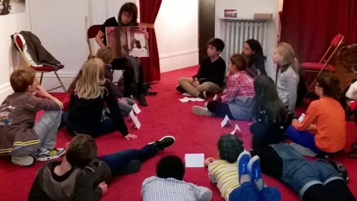 Atelier Philo au Théâtre le Ranelagh