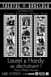 Laurel et hardy se déchaînent au ranelagh