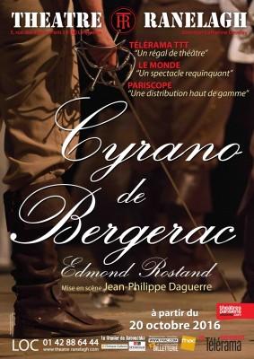 Cyrano de bergerac au theatre le ranelagh