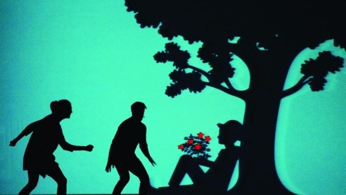 ombres chinoises domitille et amaury simple comme bonjour