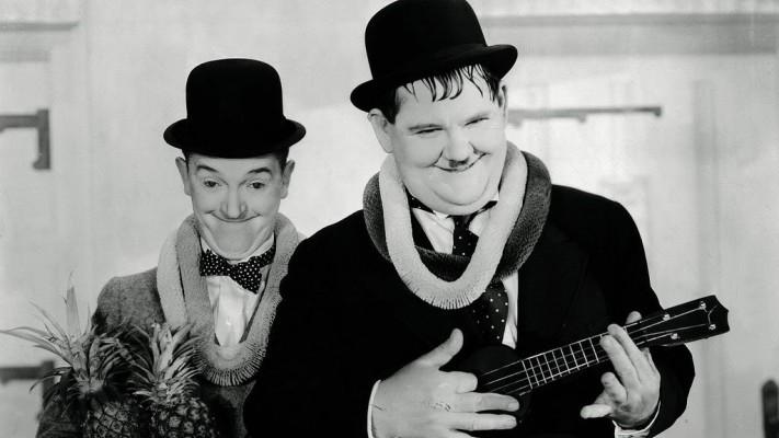 Laurel & Hardy se déchaînent ! au Théâtre le Ranelagh