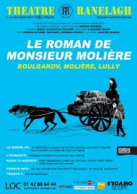 Le roman de monsieur Molière au Théâtre le Ranelagh