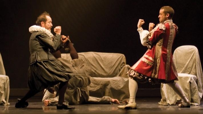 L'Avare de molière au Théâtre le Ranelagh