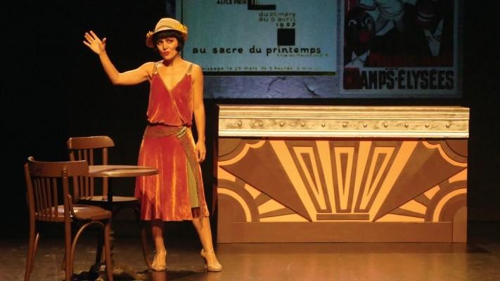 KIKI Le Montparnasse des années folles au Théâtre le Ranelagh