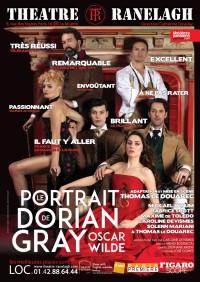 Le Portrait de Dorian Gray au Théâtre le Ranelagh