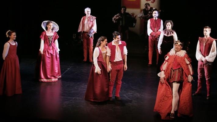 Les classiques du Grenier de Babouchka au Théâtre le Ranelagh