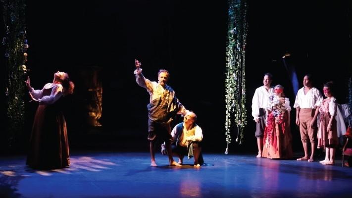 Photo Le songe d'une nuit d'été au Théâtre le Ranelagh