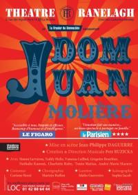 Dom Juan au Théâtre le Ranelagh