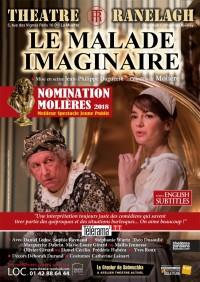Le Malade Imaginaire au Théâtre le Ranelagh