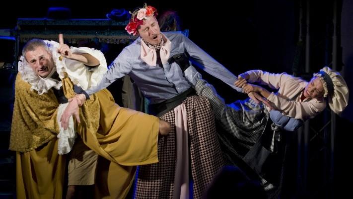 Tout Molière ou presque au Théâtre le Ranelagh