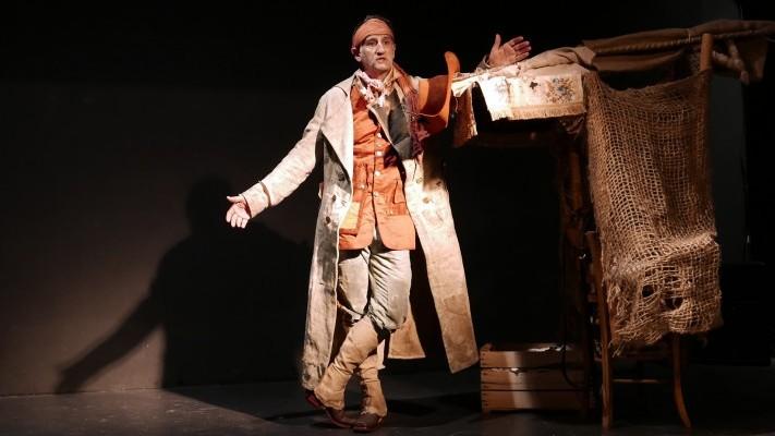 L'Homme Sans Souci au Théâtre le Ranelagh