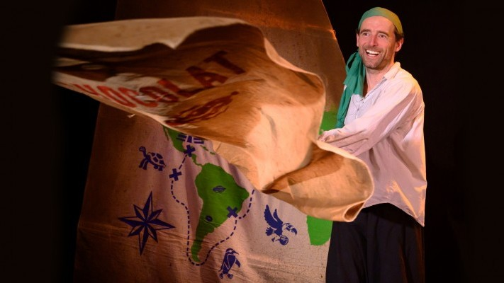 Augustin Pirate du nouveau Monde au Théâtre le Ranelagh