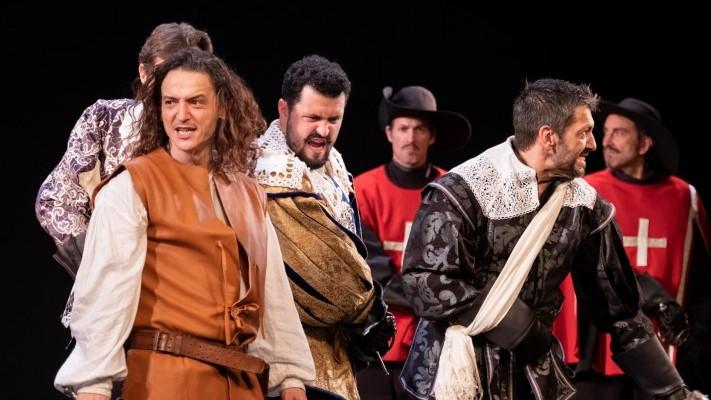 les 3 mousquetaires theatre le ranelagh