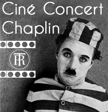 Ciné Concert Chaplin au Théâtre le Ranelagh