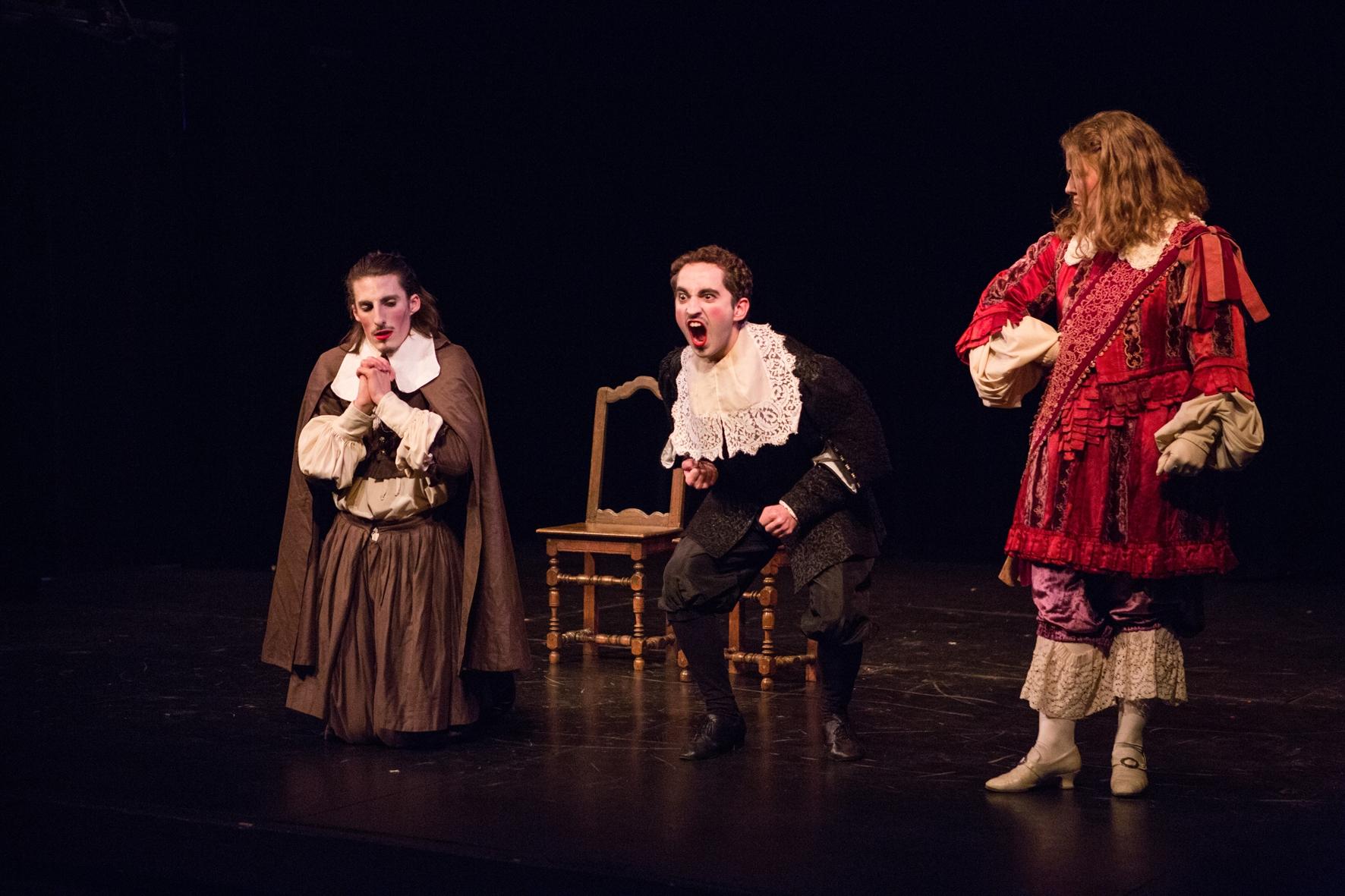 Soirée Mécènes en Scène 3 au Théâtre le Ranelagh