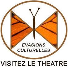 logo de l'association evasions culturelles