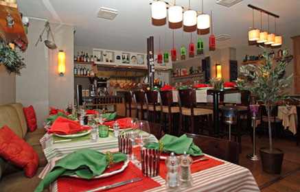 photo du restaurant Settebello