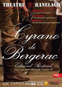 Cyrano de Bergerac au Théâtre le Ranelagh