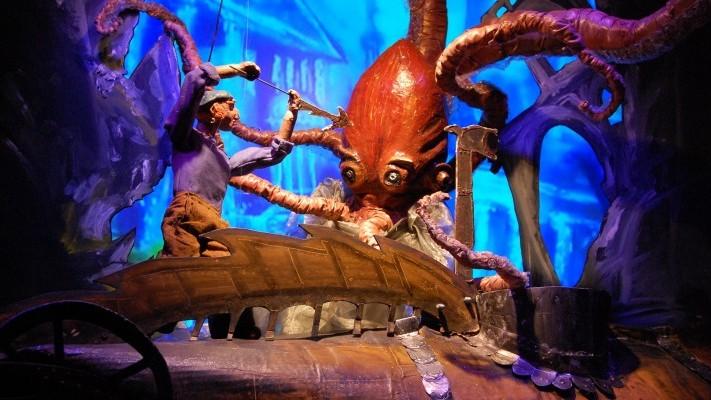 20 000 lieues sous les mers de Jules Verne au Théâtre le Ranelagh