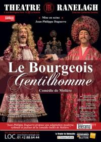 Le Bourgeois Gentilhomme au Théâtre le Ranelagh