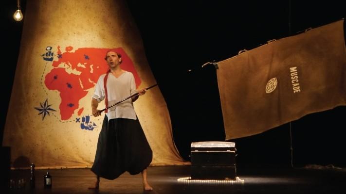 Augustin, pirate des Indes au Théâtre le Ranelagh