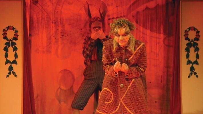 Photo Pinocchio au Théâtre le Ranelagh
