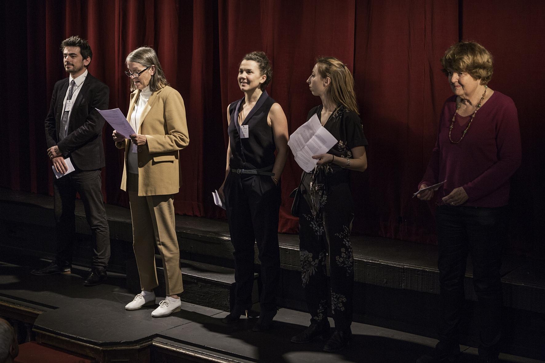Soirée Mécènes en Scène 2 au Théâtre le Ranelagh